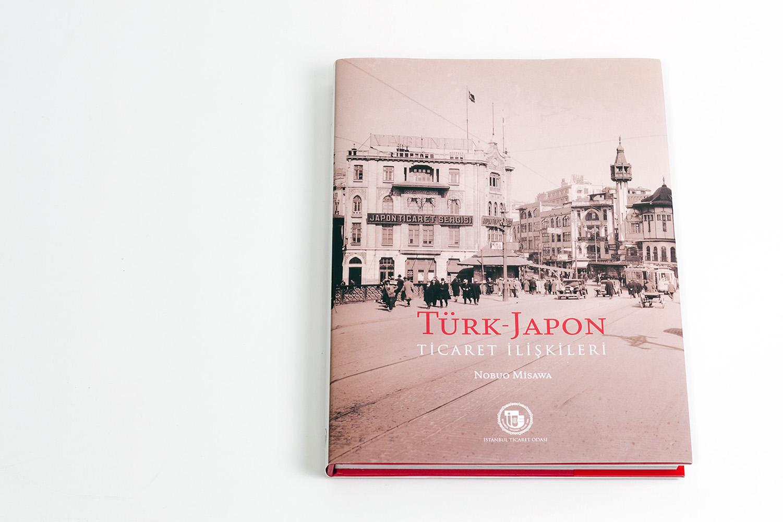 Türk - Japon Ticaret İlişkileri - Katalog Tasarımı