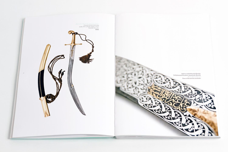 Topkapı Sarayı Müzesi - Katalog Tasarımı