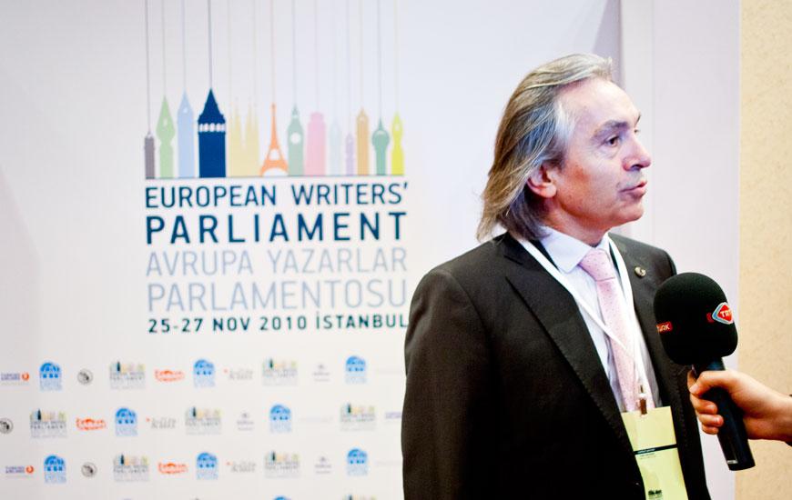 Avrupa Yazarlar Parlamentosu - Entegre Kampanya Tasarımı