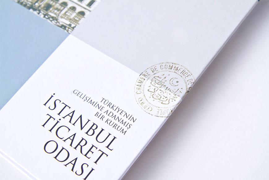 İstanbul Ticaret Odası - Katalog Tasarımı