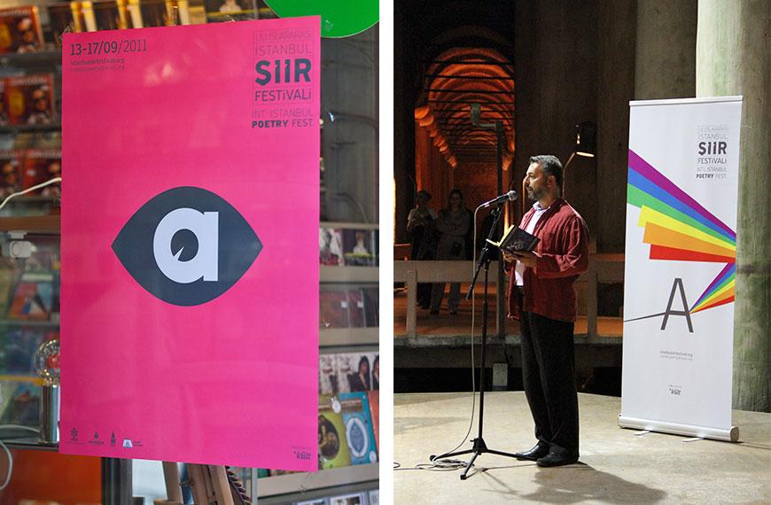İstanbul Şiir Festivali - Entegre Kampanya Tasarımı