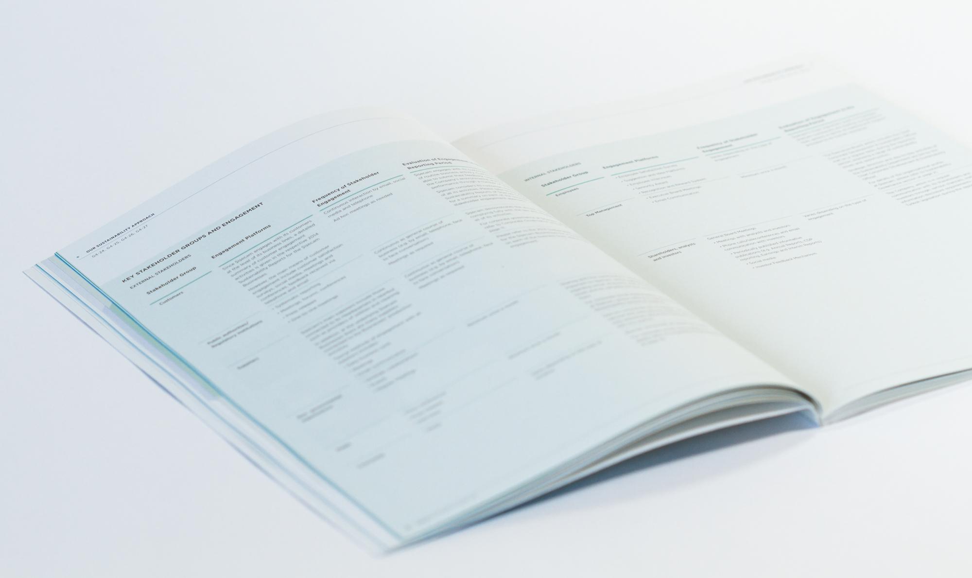 Şişecam Sürdürülebilirlik Raporu 2014