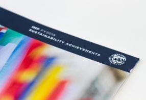 IMF SÜRDÜRÜLEBİLİRLİK RAPORU 2015