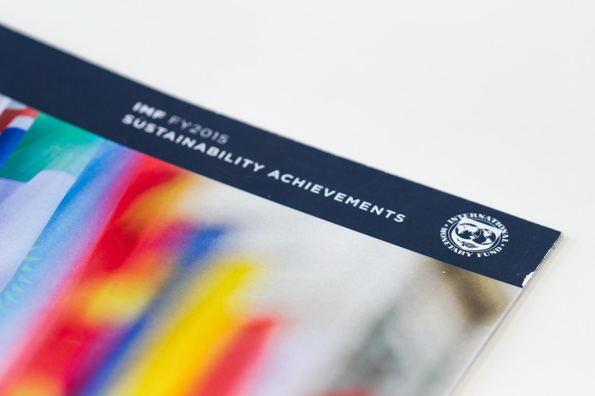 IMF Sürdürülebilirlik Raporu 2015